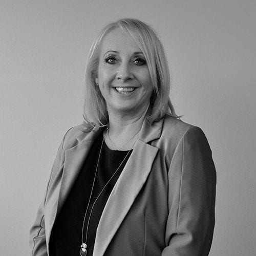 toni smith PRIMIS chief operating officer director in black and white