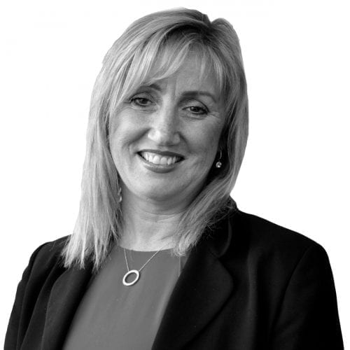 cutout studio portrait of regional sales director victoria vikki lacey
